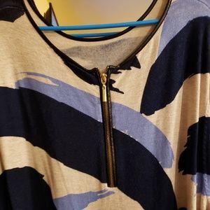 INC International Concepts Dresses - Sweater print dress